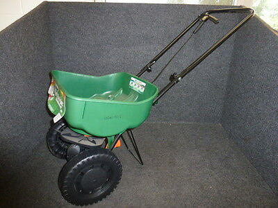 Nos! Scotts Turf Builder Edgeguard Mini, Broadcast Spreader