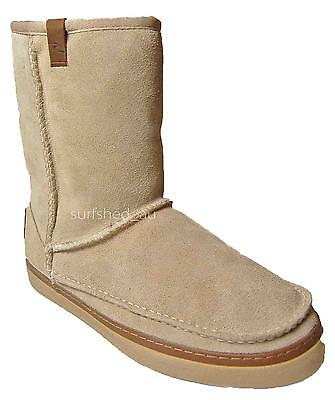 Size 11US Mens Rip Curl THE BLUFF Mens UGG BOOT Winter Shoes - Tan