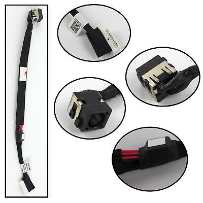 DC IN POWER JACK PLUG CABLE FOR Dell Alienware 15 R2 R3 P42F AW15R1 AW15R2 ALW15