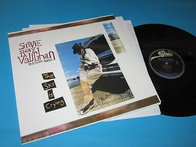 Stevie Ray Vaughan / The Sky Is Crying (EU 2015, MOVLP1076) 180g LP