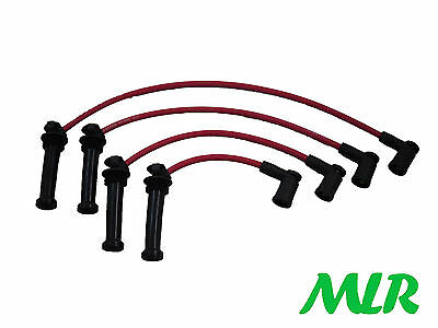Mazda 6 1.8 2.0 2.3 Mpv Red 8Mm Silicone Ignition Ht Leads Mlr.ayt