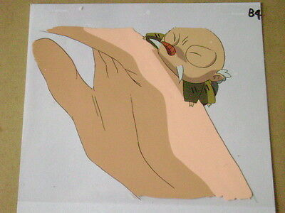 Inuyasha Myoga Rumiko Takahashi Anime Production Cel