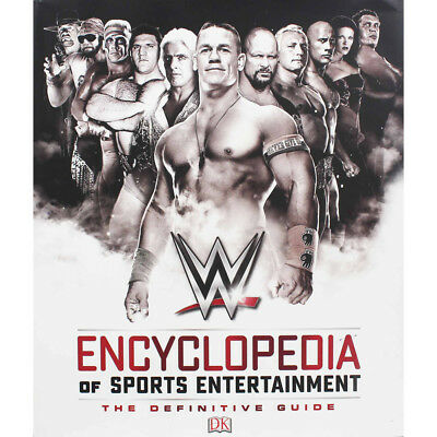 WWE Encyclopedia Of Sports Entertainment (Hardback), Non Fiction Books, New