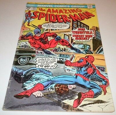 Amazing Spider-Man #147 DOUBLE COVER Comic Marvel Error Misprint John Romita Sr