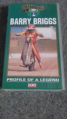 Barry Briggs Profile Of A Legend Original Speedway Video