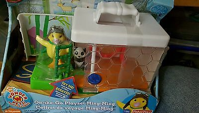 Wonder pets On-The-Go Play Cage Set Ming Ming Action Figure Playset New in Box