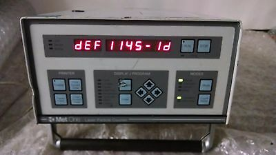 Met One Laser Particle Counter A2408-1-115-1 AS IS READ AD