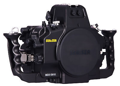 Sea And Sea MDX-D810 Housing