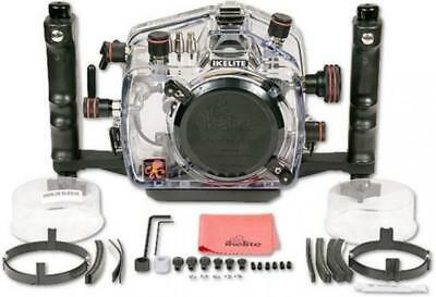 Ikelite Underwater Digital Camera Housing for Canon EOS 7D Great for Scuba