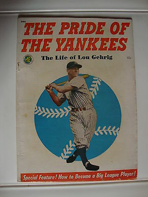 Pride Of The Yankees G- Life Of Lon Gehrig