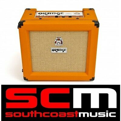 Orange TinyTerror Amplifier TT15C 15W 1x12 Tube Electric Guitar Combo Amp New