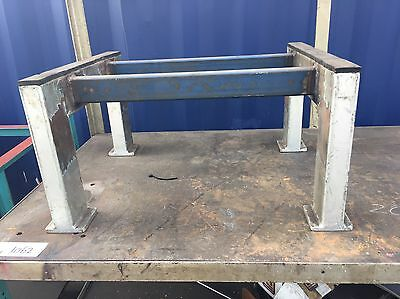 Industrial Heavy Duty Low Bench Table Frame