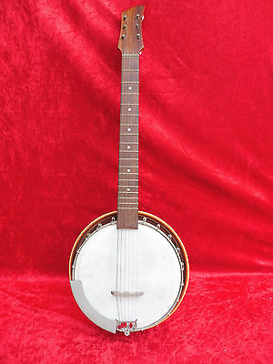 Pretty, high-quality Instrument__Banjo__92cm__6 pages__Wood__