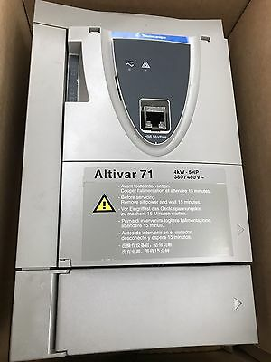 Telemacanique AC Speed Variable Drive Unit 4kw 5hp 380/480v