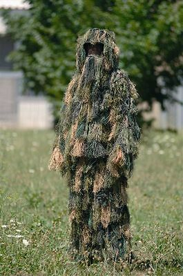 Tarnanzug Ghillie Suit, Sniper, Paintball, Jagd -NEU