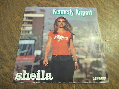 45 tours SHEILA kennedy airport