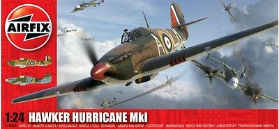 AIRFIX® A14002A Hawker Hurricane Mk.1 in 1:24