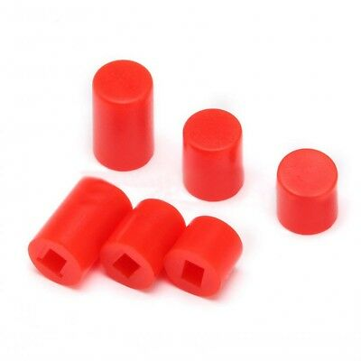Push Button Switch Cap Cover Height 5/7/10mm for 5.8x5.8 7x7 8x8 8.5x8.5 Switch