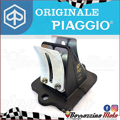 Supplemento Valvole Lamellari Originali Piaggio Hexagon Lx Lxt 125 1998 > 1999