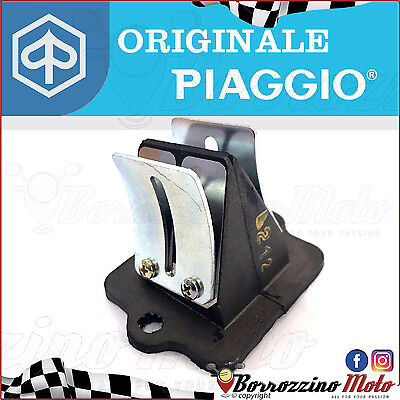 Supplemento Valvole Lamellari Originali Piaggio Hexagon 125 1994 > 1997