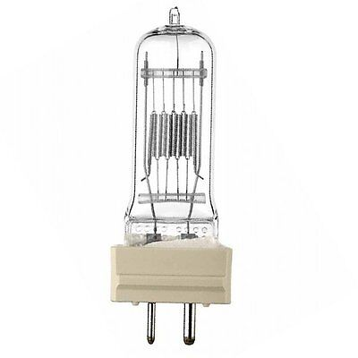 SHOWBIZ GE CP43 240V 2000W FTM GY16 LAMP Theatre Stage Light Bulb (CP72 / CP79)