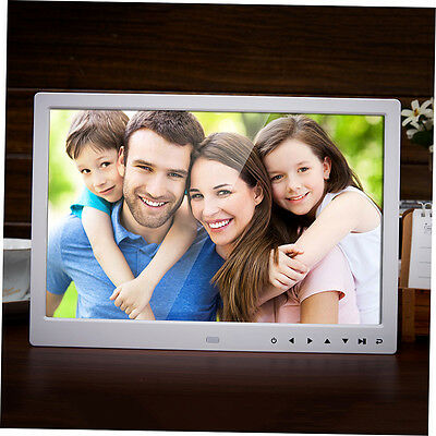 13 Inch 1280*800 HD Front Touch Digital Photo Frame Wide Screen Picture Frame HT