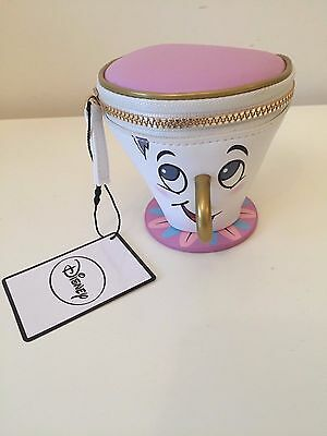 Disney Beauty And The Beast Chip The Tea Cup Purse  NEW WITH TAG PRIMARK