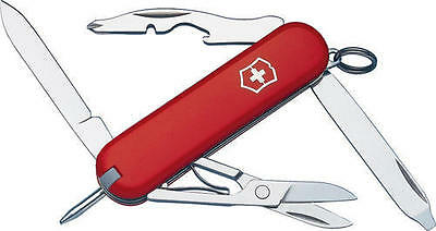 Victorinox Manager Swiss Army Knife Red Multi-Tool 53031