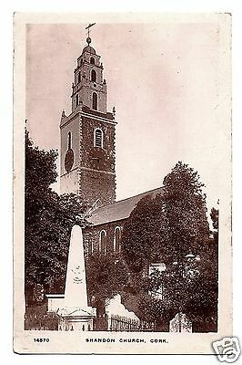 HIB Early Postcard, Church of St Anne, Shandon, Cork