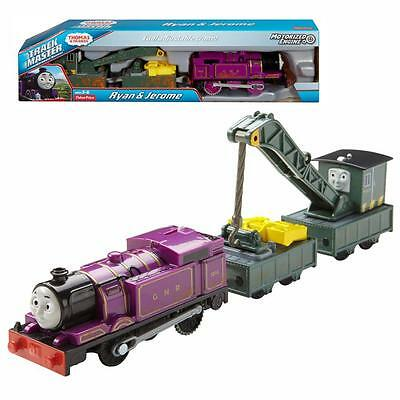 Thomas and Friends - Locomotive Ryan & Jerome - Trackmaster Revolution Mattel