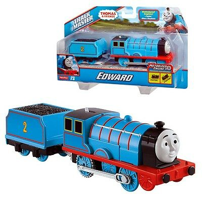 Thomas and Friends - Locomotive Edward - Trackmaster Revolution Mattel