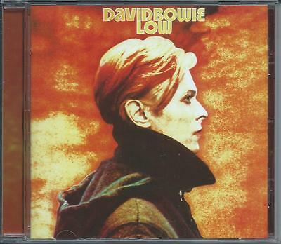 David Bowie - Low [Remastered] (CD 1999) NEW/SEALED