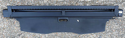 Genuine Bmw 5 Estate F11 Parcel Shelf Load Cover Dog Guard Black 2010-2017 #386