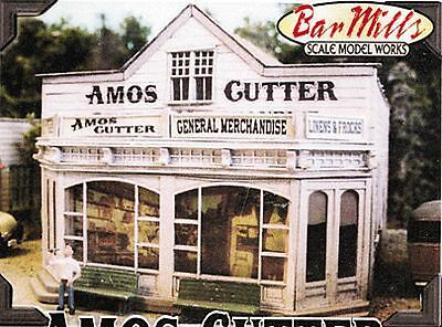 Bar Mills O Scale Amos Cutter Merchandise | Bn | 504