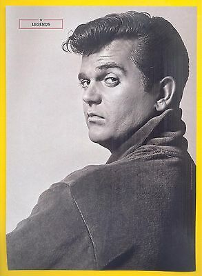 "Conway Twitty, Country Music Star in 2014 Magazine Print Article. ""Legends"""