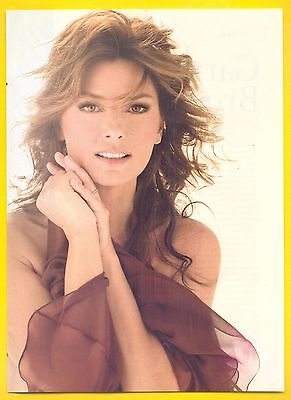 "Shania Twain, Country Music Star in 2014 Magazine Print Article. ""Legends"""