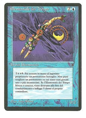 MTG - Elementale del Tempo - Time Elemental - LEGGENDE / LEGENDS