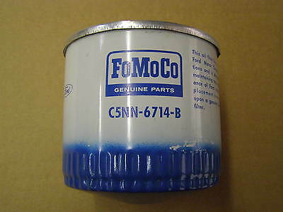 NOS Ford Tractor Farm Implement Oil Filter C5NN-6714-B
