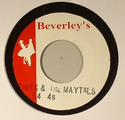 "TOOTS & THE MAYTALS - 54-46 - Vinyl (7"")"