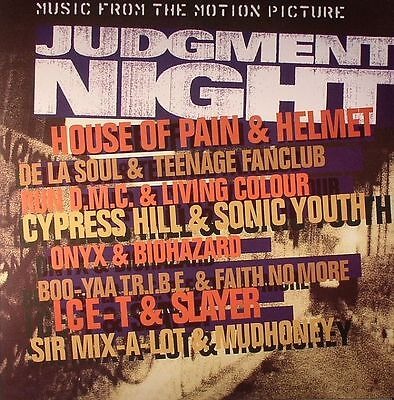 VARIOUS - Music From The Motion Picture Judgment Night (Soundtrack) - Vinyl (LP)