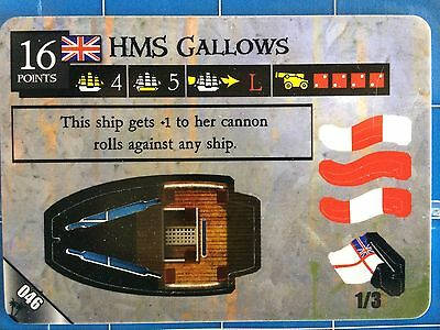 Pirates of the Mysterious Islands - HMS Gallows 046