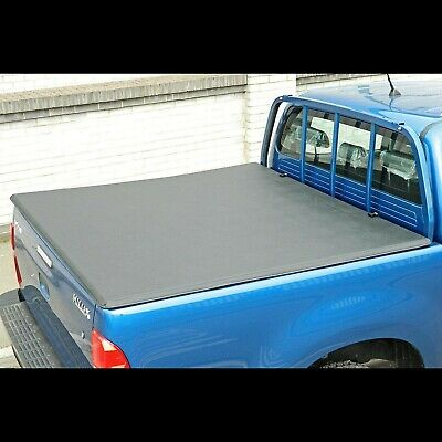 Soft Lid telo impermeabile cassone Toyota Hilux Double Cab 2005-2015