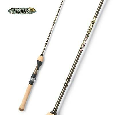 "St Croix Trout Series Spinning Rod TSS70LXF2 7'0"" Light 2pc"