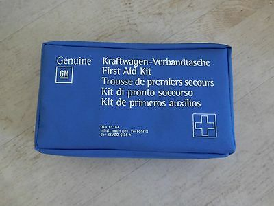 GM First Aid Kit - DIN 13164