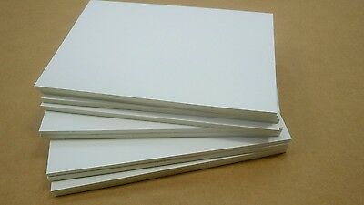 FOAMBOARD - 5mm A5 10 sheet pack -  White Foam Core Board