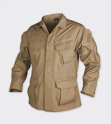 HELIKON TEX SFU Special Forces Combat Outdoor Jacke Jacket coyote L / Large