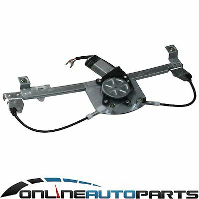 Rear Right Electric Power Window Regulator +Motor Holden VT VX VY VZ Sedan Wagon