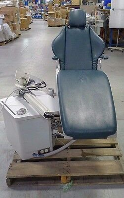 Dome Innovation C-9 Dental Chair w/ Accessories USED