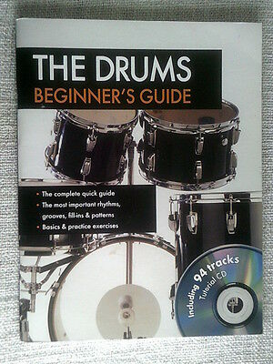 The Drums Beginner's Guide incl 94 Tracks Tutorial CD