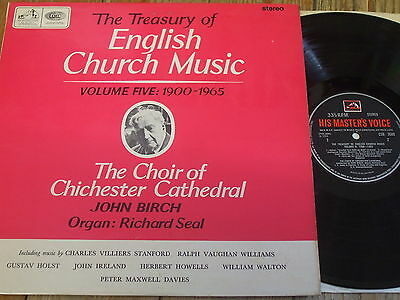 CSD 3588 The Treasury of English Church Music Vol. 5: 1900-1965 / Birch
